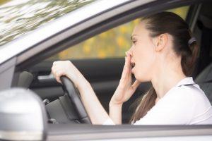 éviter la somnolence en voiture