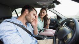 divorce voiture