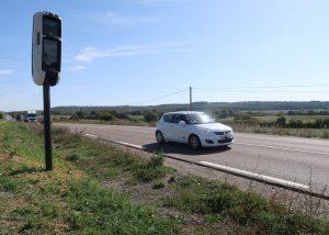 tolérance radar routier